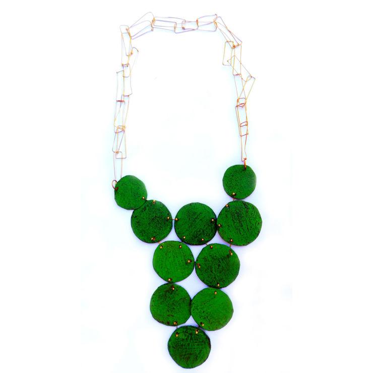 Dora-Charalambaki-necklace-n2360-green