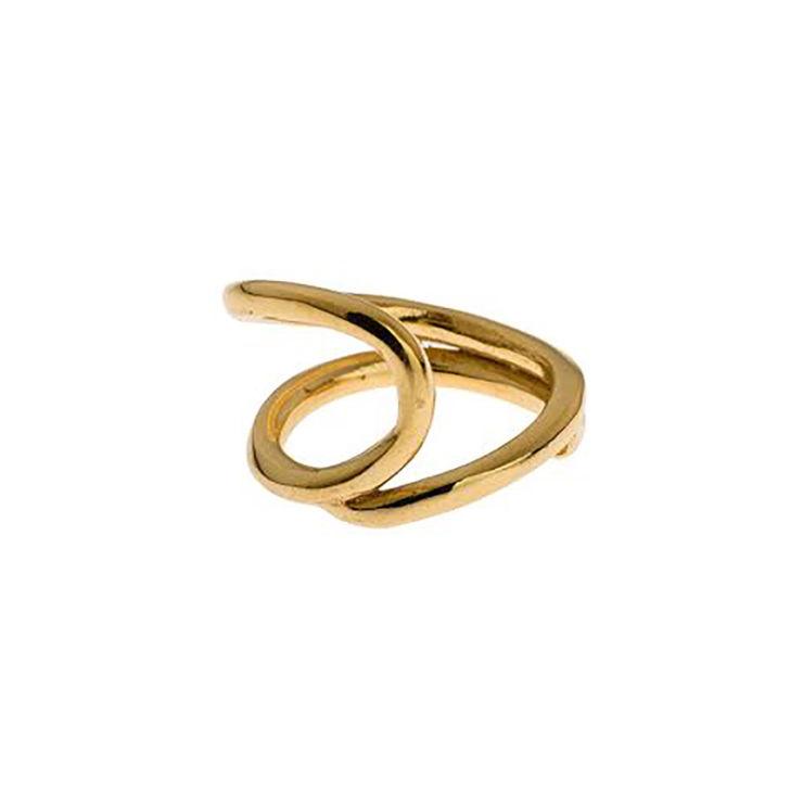 Dora Haralambaki CD1 ring gold