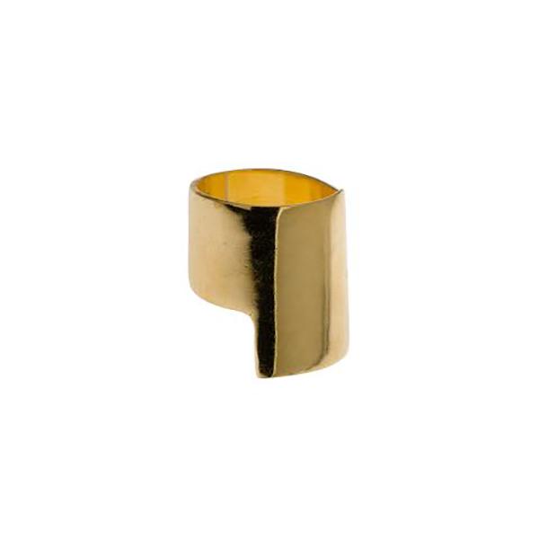 Dora Haralambaki CD6 ring gold