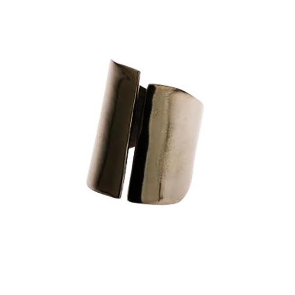 Dora Haralambaki ring cd7 rhodium