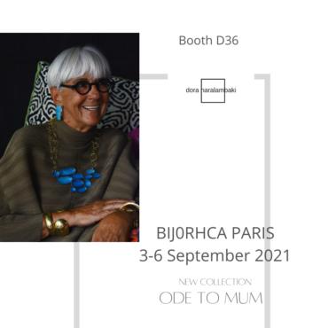 BIJORHCA Exhibition- Paris September 2021