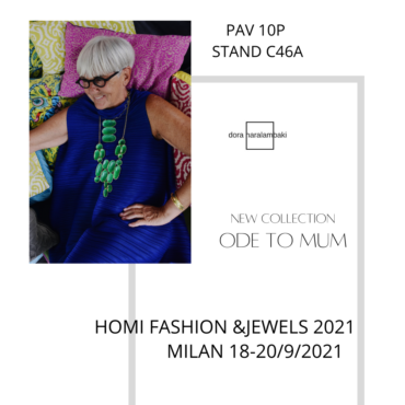 HOMI- Fashion & Jewels Exhibition  September 2021